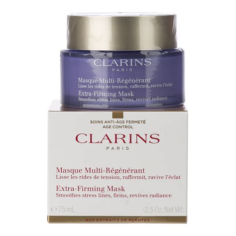 Clarins Firming Mask 8ml clarins firming mask 75ml s of kensington