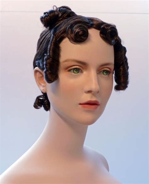 Regency Hairstyles by The Oregon Regency Society Northwest Chapter Regency