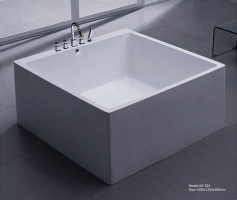square bathtubs square freestanding bathtub id 6985594 product details