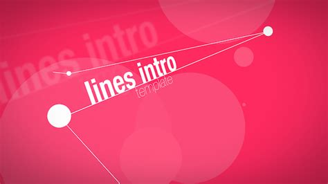 lines intro by kicor videohive