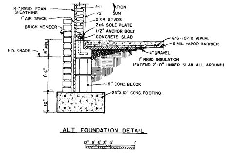 foundation plans for houses shed floors foundations info storage shed design