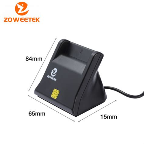 Usb Id Card zoweetek 12026 3 emv usb smart card reader writer dod