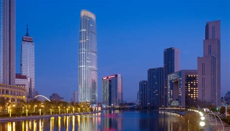 som tianjin global financial center