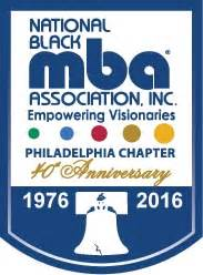 National Black Mba Association Philadelphia Chapter by President S Message
