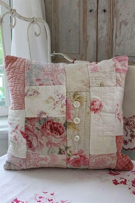 Just Patchwork - 26 ideias de almofadas de patchwork artesanato passo a