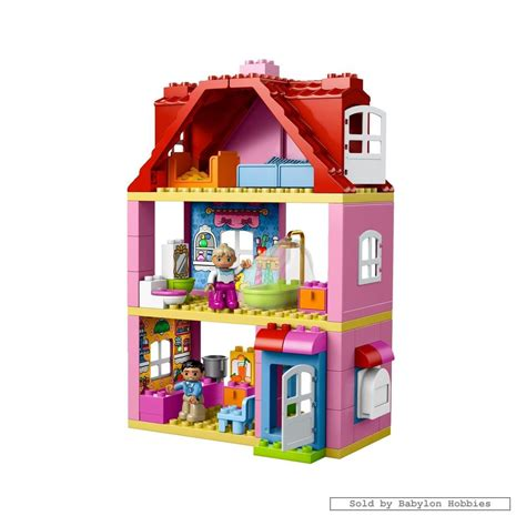 duplo play house  lego  ebay