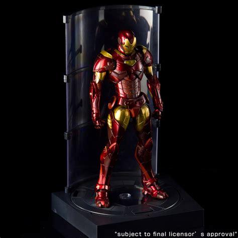 Sentinel Reedit Iron Extremis Armor sentinel iron extremis armor re edit figure the