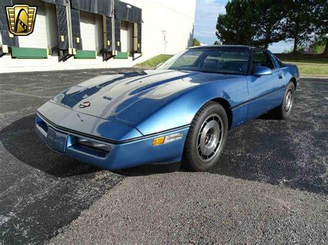 85 corvette for sale 1985 chevrolet corvette for sale classiccars cc 999363