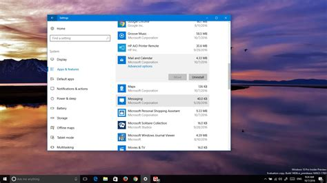 Install Windows 10 Built In Apps | windows 10 makes it easier to uninstall more built in apps