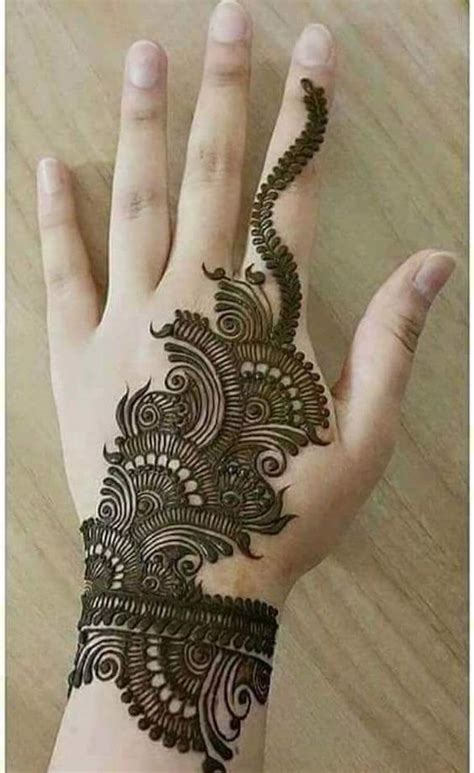 30 stylish and modern arabic mehndi designs to inspire you