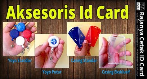 Card Display Anting Putih Bahan Aksesoris pusat grosir aksesoris id card murah cetak kartu plastik pvc id card bandung raja id card
