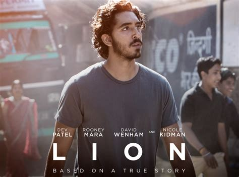 lion film garth davis dev patel on lion had to look like a dev patel no one s