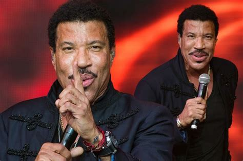 Richie Now Wasting Away In The Uk by Lionel Richie Tickets On Sale Now See The Singer Perform