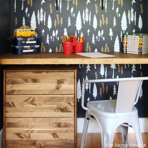 ikea rast dresser desk super easy rustic ikea rast hack with rope handles the