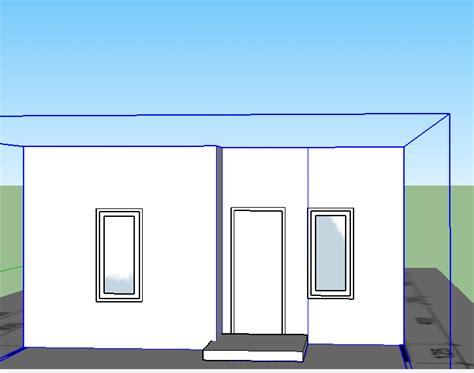 tutorial sketchup membuat rumah tutorial sketchup membuat pintu dan jendela part 3