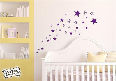 Kinderzimmer Gestalten Sterne by Wandtattoo Sterne Kinderzimmer Wandsticker