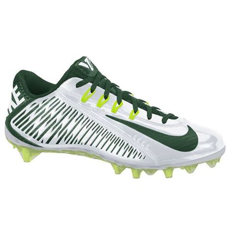 nike vapor football shoes nike vapor strike low football cleats green provincial