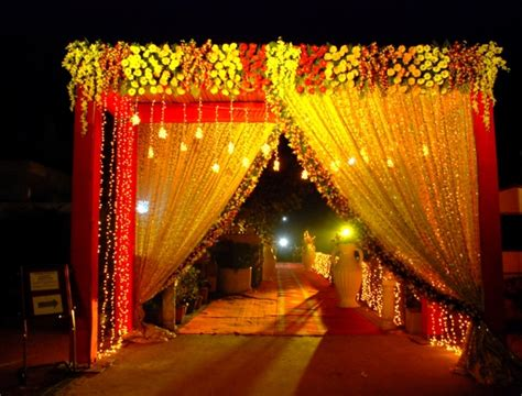 Lighting decoration for wedding in india lighting ideas