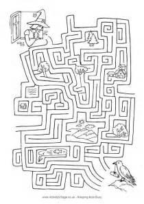 witch maze