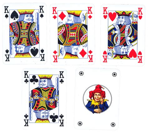 Picture Of A Gift Card - playing cards reference pictures