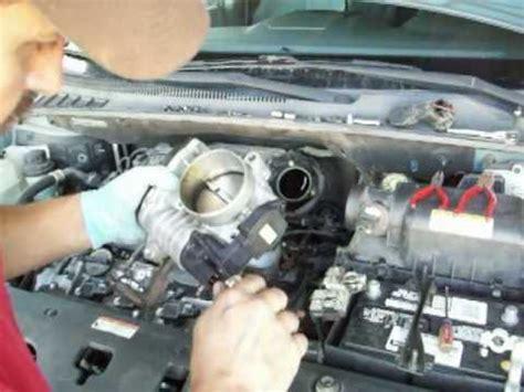 kia sedona throttle position sensor kia sedona esc check engine light throttle