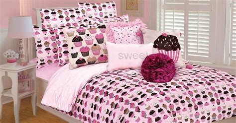 pink and brown bedroom ideas pink and brown cupcakes comforter set bedroom decorating ideas