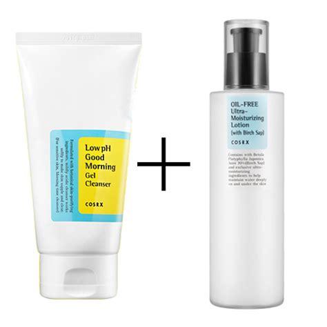 In Bottle Cosrx Low Ph Morning Gel Cleanser 30 Ml cosrx low ph morning gel cleanser 150ml free ultra moisturizing lotion 100ml