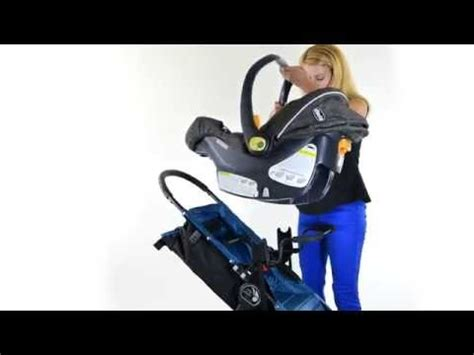 car seat adapter for city mini gt how to install a multi model car seat adapter on the city