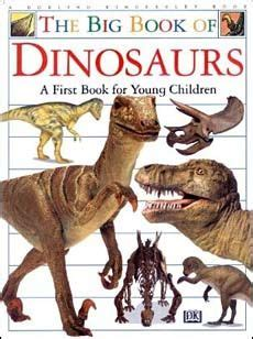 dinosaur picture book big book of dinosaurs books