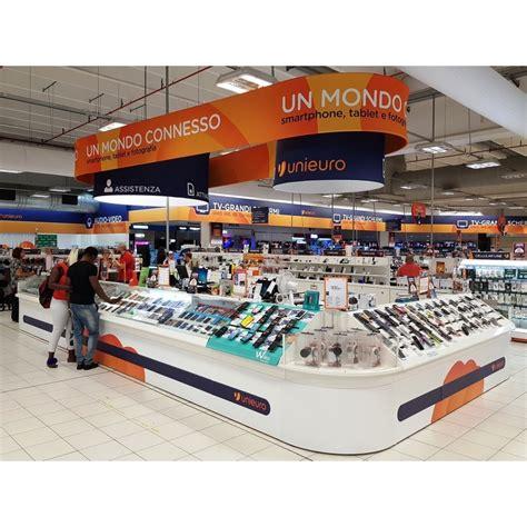 le cupole negozi negozio unieuro san giuliano milanese orari e indirizzo
