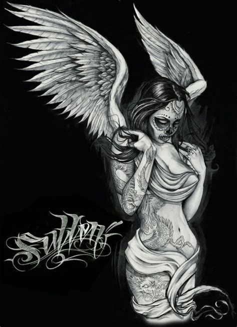 sullen art sullen art collective pinterest angel and art