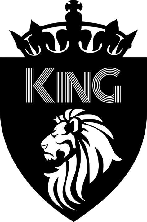 king emblem lion  image  pixabay