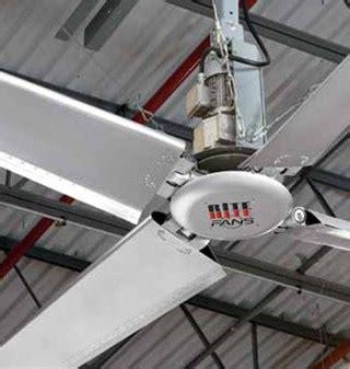 high volume ceiling fans revolution hvls industrial ceiling fans applied handling
