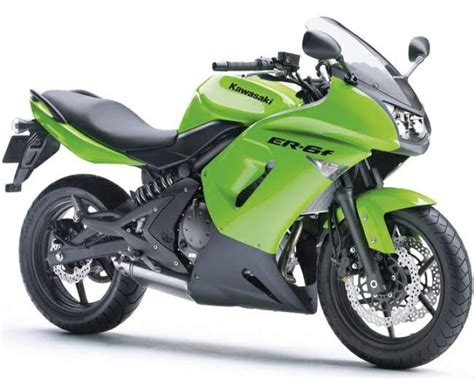 Kawasaki Er 6f by Kawasaki Er 6n Er 6f