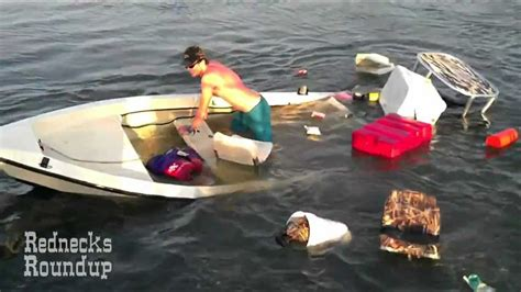 boat r gone wrong redneck water wheelie gone wrong crazy daily content