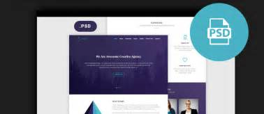 Psd Website Templates Free 2017 30 Best Free Photoshop Psd Website Templates 2017