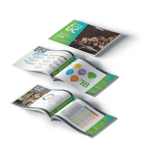 Booklet And E Book Design Conceptdrop Booklet Printing Template