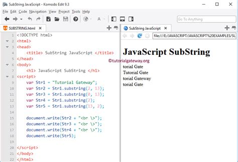 javascript pattern matching lastindex javascript substring function