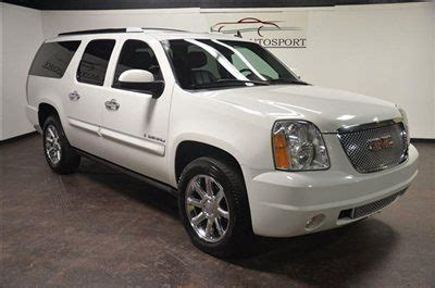 how to fix cars 2008 gmc yukon navigation system sell used 2008 gmc yukon denali xl awd navigation in raleigh north carolina united states for