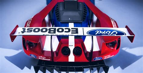 Back To The Future Ford by Back To The Future Ford Gt Free Car Mag