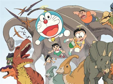 Doraemon Nobita Dan Ksatria Dinosaurus doraemon image 453989 zerochan anime image board