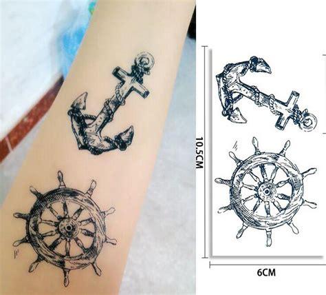buy tattoo paper online online get cheap anchor tattoo design aliexpress com