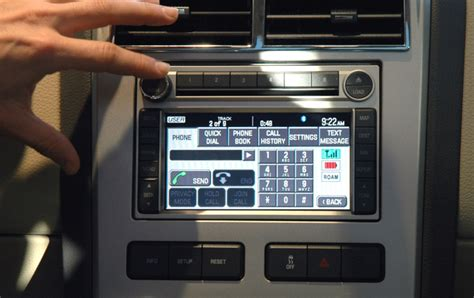 what is the ford sync update