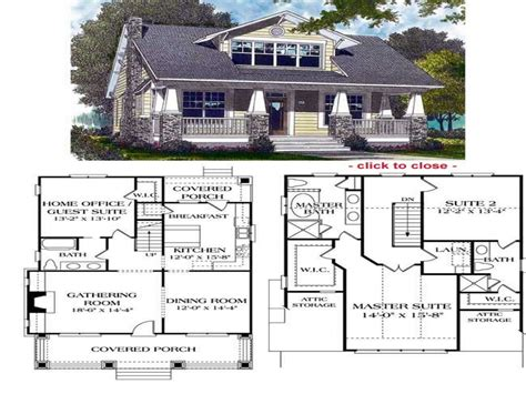 Small Craftsman House Plans by Small Bungalow House Plans Bungalow House Floor Plans