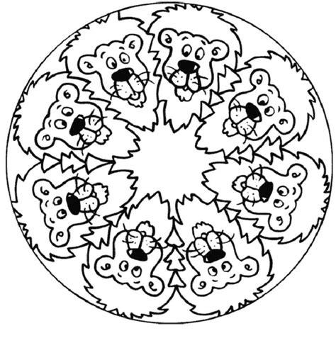 imagenes de mandalas para niños mandalas para ni 241 os los beneficios de dibujar y colorear