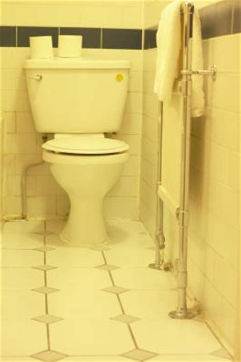 How to Lay Porcelain Tile on an Uneven Bathroom Floor