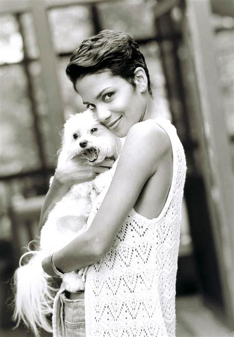 halle berry images  pinterest berries faces