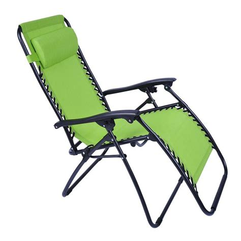 Outsunny Zero Gravity Recliner Lounge Patio Pool Chair by Outsunny Zero Gravity Recliner Lounge Patio Pool Chair