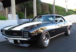 1969 chevy camaro the classic cars we