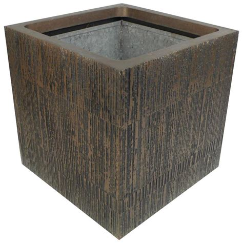 Square Planters Sale Square Planter By Forms And Surfaces For Sale At 1stdibs